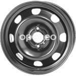 6,50Jx16 H2; 4x108x65; ET 31; teräsvanne: Peugeot 307 06/01-09/07; 307 CC 11/03-